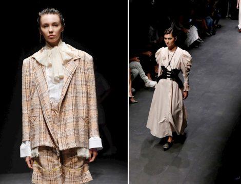 Natalie Kolyozyan - Mert Erkan Mercedes Benz Fashion Week İstanbul 2020