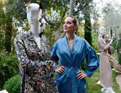 Sedef Avcı Mercedes Benz Fashion Week İstanbul 2020