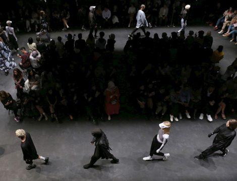Seydullah Yılmaz Mercedes Benz Fashion Week İstanbul 2020