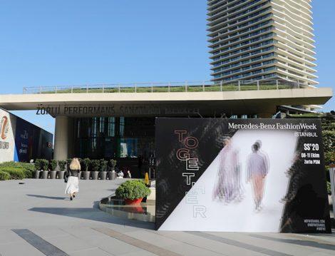 Zorlu PSM Mercedes Benz Fashion Week İstanbul 2020