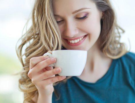 Çubuk Tarçınlı Yeşil Çay İçmek