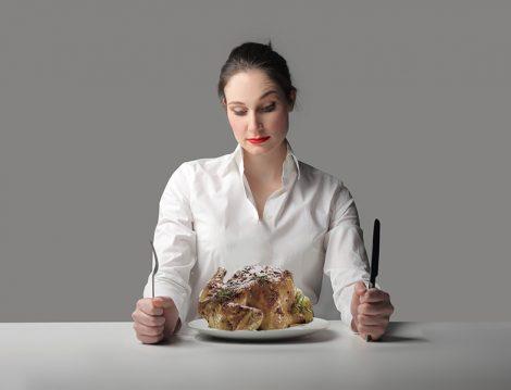Öfke Kontrolü ve Yemek