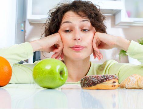 Açlık Krizinde Tatlı Yerine Meyve Yemek