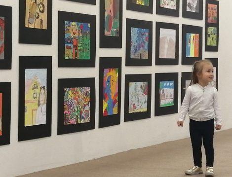 Baksı Müzesi Çocuklarının Eserleri