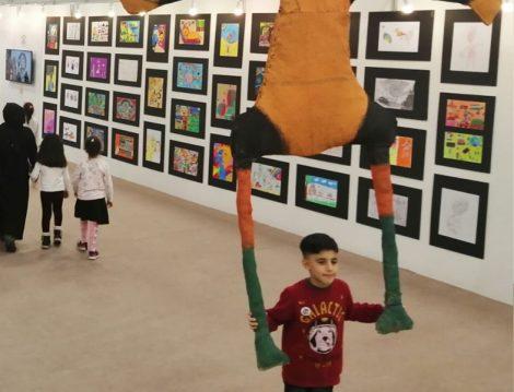 Baksı Müzesinin Çocuk Ziyaretçileri