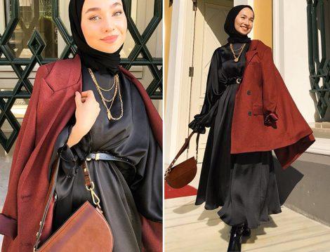 Betül Yıldırım: Askı Nişantaşı Ceket- Zara Elbise