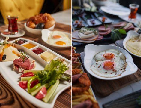 Boğaz Manzaralı Alkolsüz Restoranlar Azure the Bosphorus