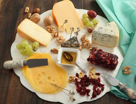 Kahvaltılık Peynir Tabağı