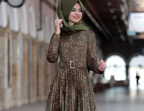 Pınar Şems, Sezonun Öne Çıkan Ürünleriyle Tesettür Home'da!