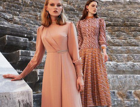 Kayra 2019-20 Sonbahar Kış Elbise ve Tulum