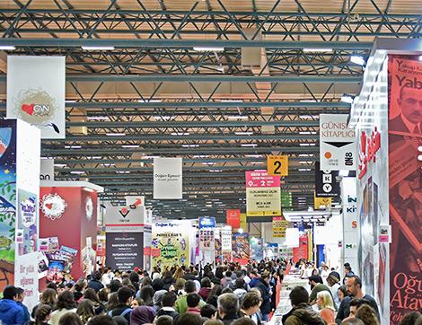 Otuz Sekizinci Yaşını Kutlayan TÜYAP İstanbul Kitap Fuarı Açıldı