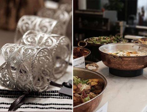 Perveran Tasarım ve Açık Büfe Salata Barı