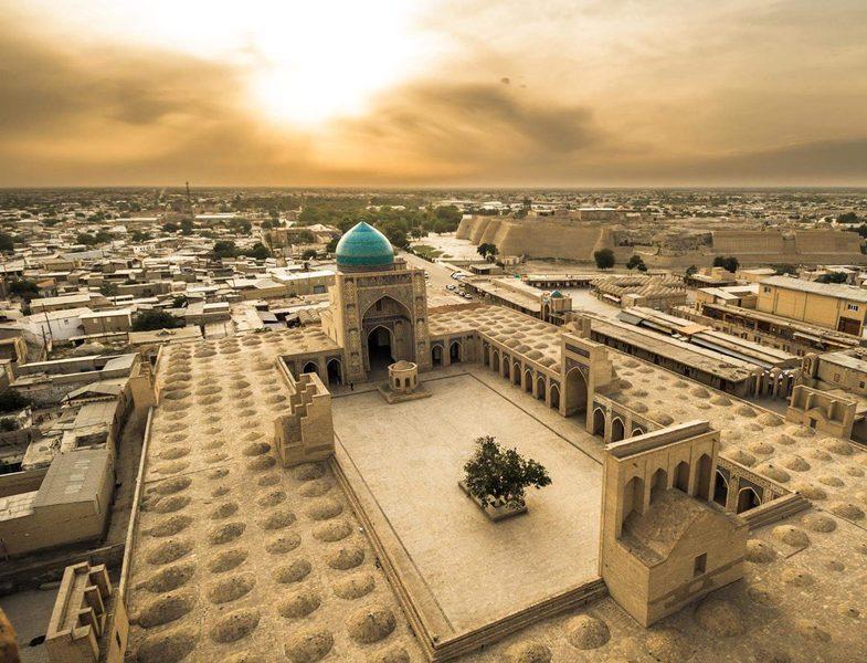 Tarihi İpek Yolu Şehirleri Gezisi