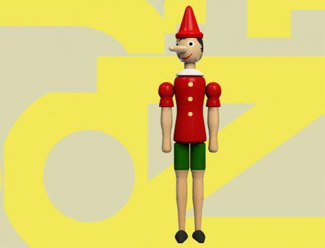 Robot Pinokyo Çocuk Tiyatrosu