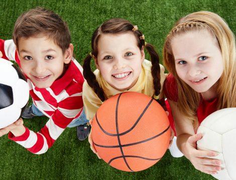 Çocuklar İçin Spor ve Egzersiz