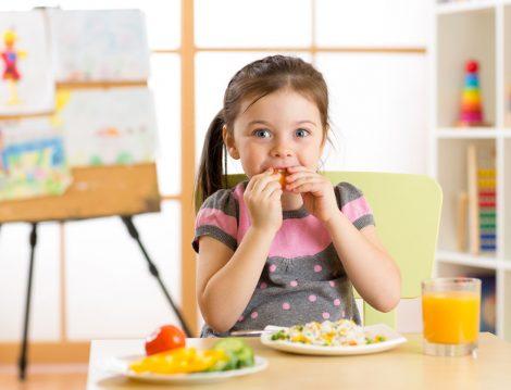 Çocuklarda Dengeli ve Sağlıklı Beslenme