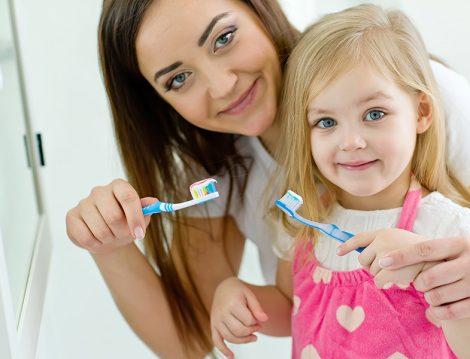 Çocuklarda Diş Fırçalama Alışkanlığı