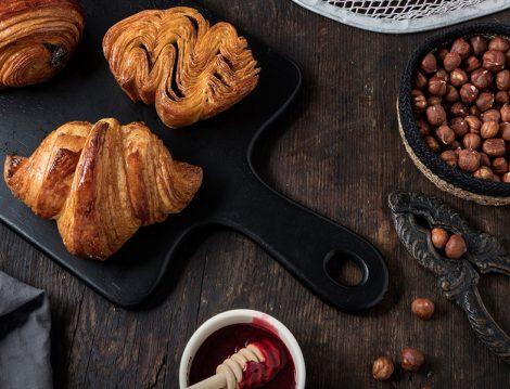 Ünlü Pasta Şefi Karim Bourgi'nin Özsüt İçin Hazırladığı Kruvasan ve Brioche