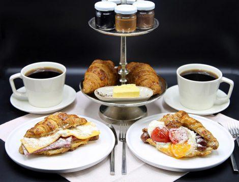 Bonne Nuit Fransız Kahvaltısı