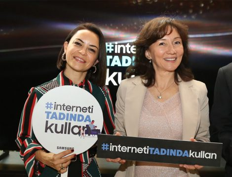 Dilge Berktaş ve Prof. Dr. Ayşe Rodopman Arman