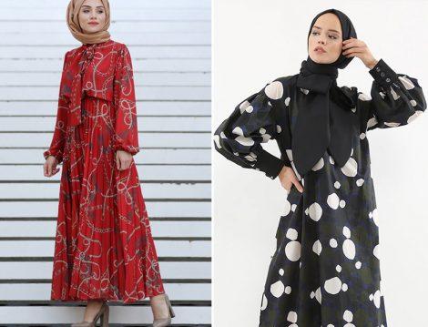 Gamze Özkul Kırmızı Elbise - Liolle Siyah Elbise