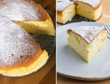 Japon Pamuk Cheesecake Tarifi