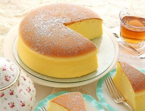 Japon Pamuk Cheesecake Tarifi Nasıl Yapılır?