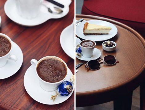 Kahve Dünyası Türk Kahvesi Sunumu