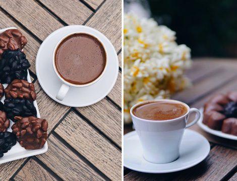 Kahve Dünyası Türk Kahvesi ve Çikolata