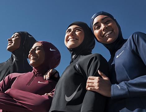 Nike Sporcu Başörtüsünden Sonra Tesettür Mayo Tasarımlarını da Görücüye Çıkardı