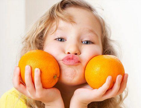 Portakal Çocuklara Zararlı mı