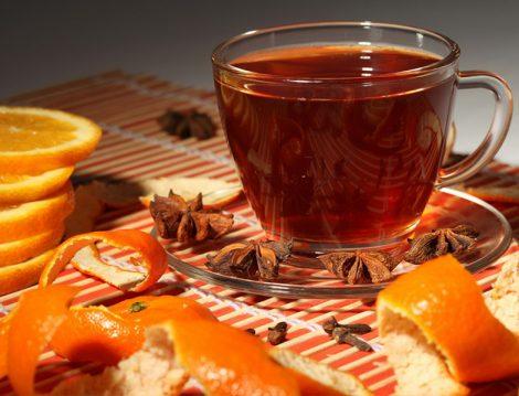 Portakal Kabuğu Çayının Faydaları