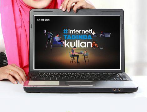 Samsung Electronics Türkiye Çocuğunla Arana Ekran Koyma Kampanyası