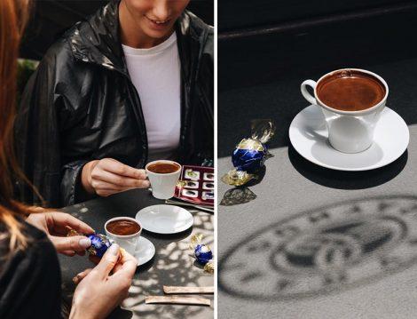 Türk Kahvesi ve Çikolata