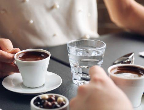 Türk Kahvesi ve Sohbet