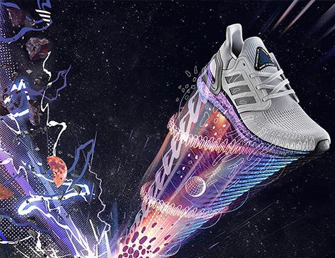 2020'nin İlk Spor Ayakkabı Modeli Uzay'dan Geldi