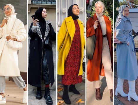 2020 Kışının En Güzel Kaban Renkleri ve Modelleri