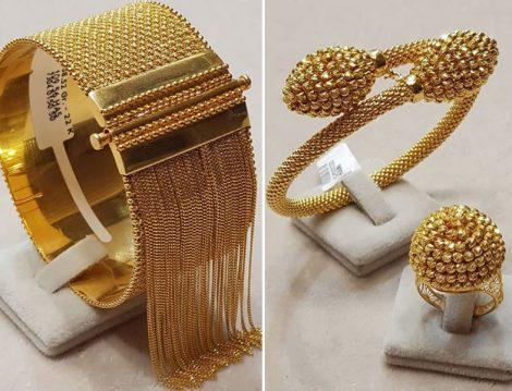 Altın Takı Tasarımları