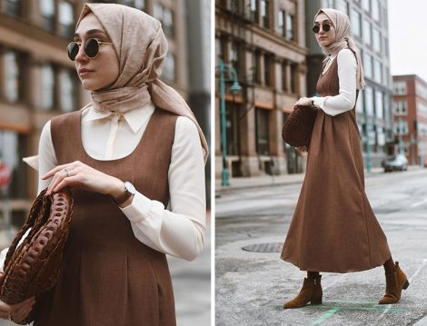 Elif Doğan: Rabia Şamlı Jile Elbise