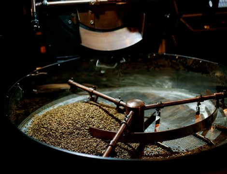 Helmut Sachers Roastery Kahve