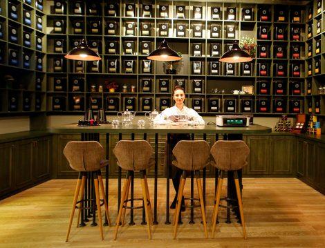 Helmut Sachers Roastery Kahve ve Çay