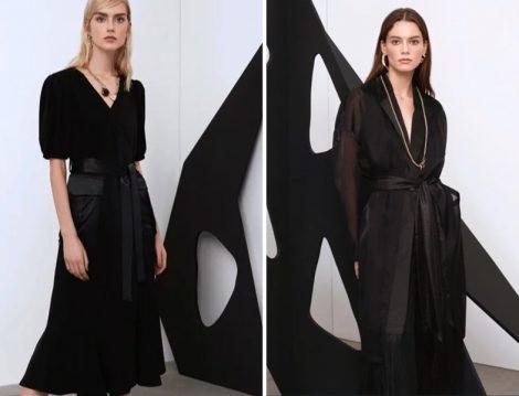 Ipekyol 2020 İlkbahar Elbise ve Organze Ceket