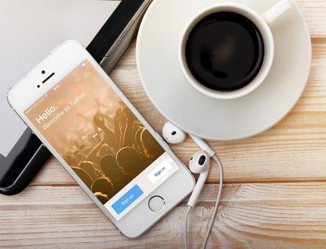 Kahve ve Telefon