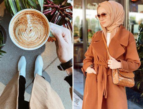 Sütlü Kahve - He-qa Kaban