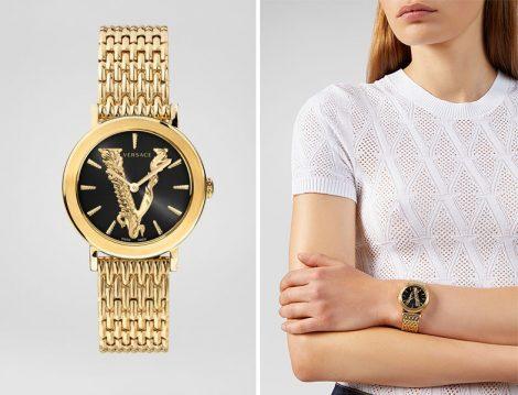 Versace Virtus Kadın Kol Saati