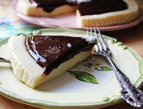 Ballı Çikolatalı İrmik Tatlısı Tarifi