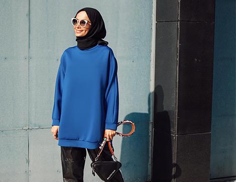 2020'nin Trend Rengi Mavinin 5 Farklı Tonuyla 5 Farklı Stil