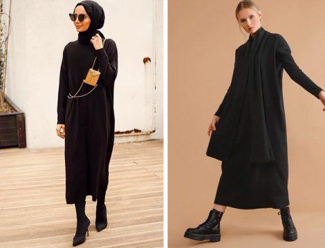 Betül Gedik: Terzi Dükkanı Triko Elbise & Fahhar Desing Triko Elbise