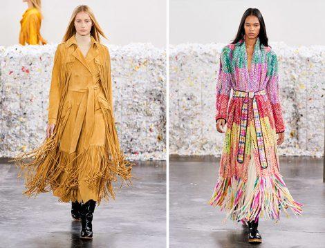 Gabriela Hearst 2020-2021 Sonbahar Kış Dış Giyim