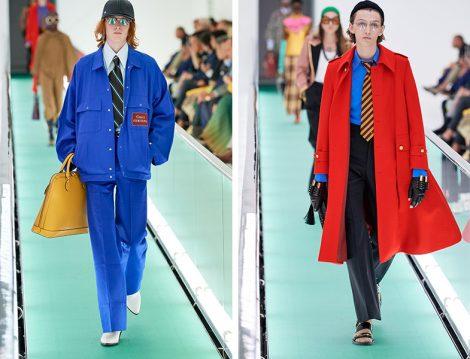 Gucci 2020 İlkbahar Yaz